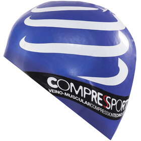 Compressport Swimming Cap - Bonnet de bain - bleu